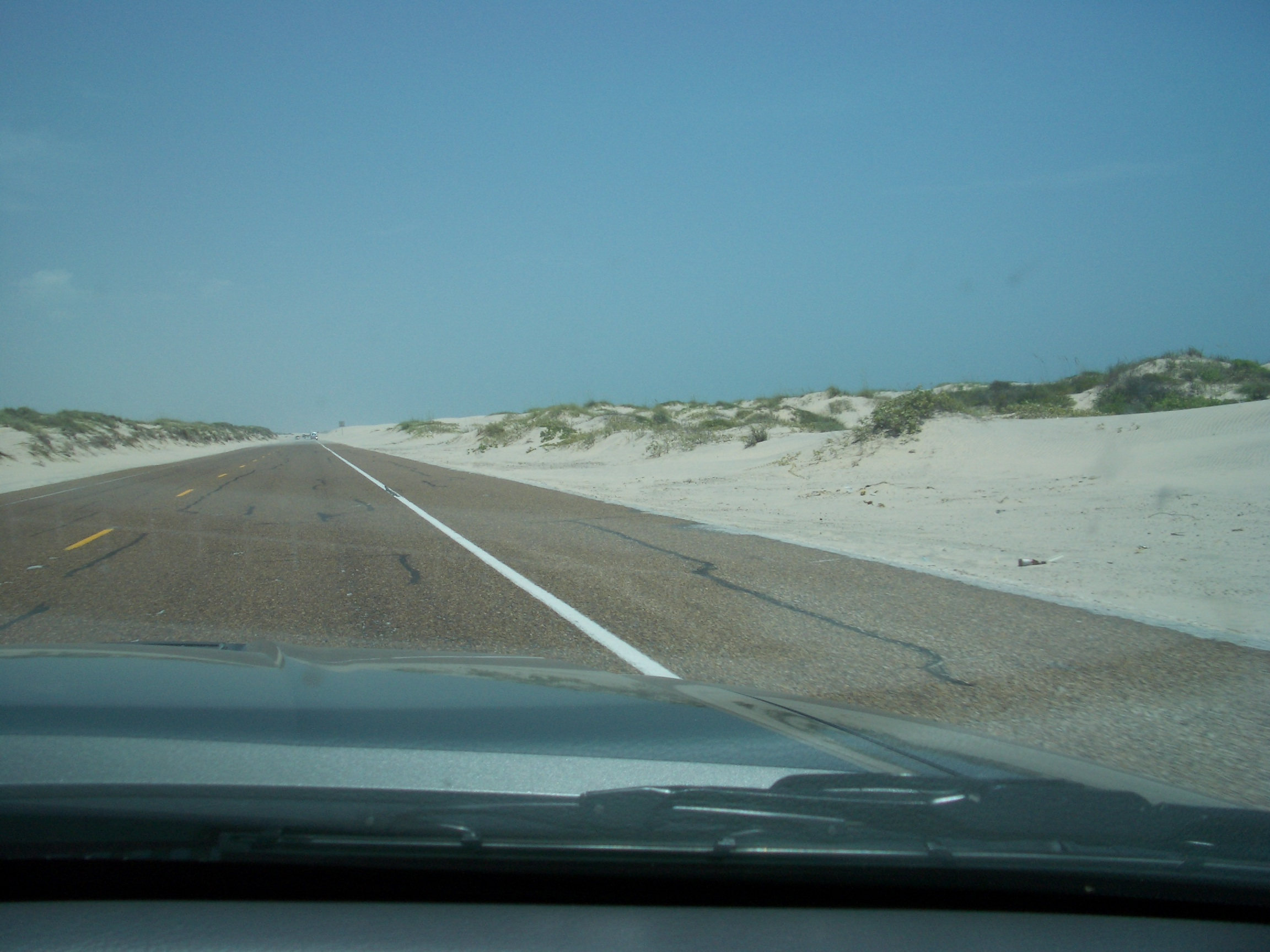 Crossing Into Mexico From South Padre Island